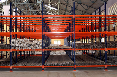Benefits of FIFO Pallet racks