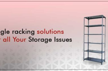 Ideal Storage Solution For Bulky Goods!