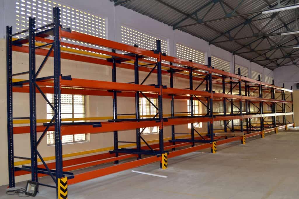 Retail, Industrial storage racks & shelves manufacturer India