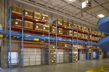 Choosing The Best Industrial Shelving For Your Firm