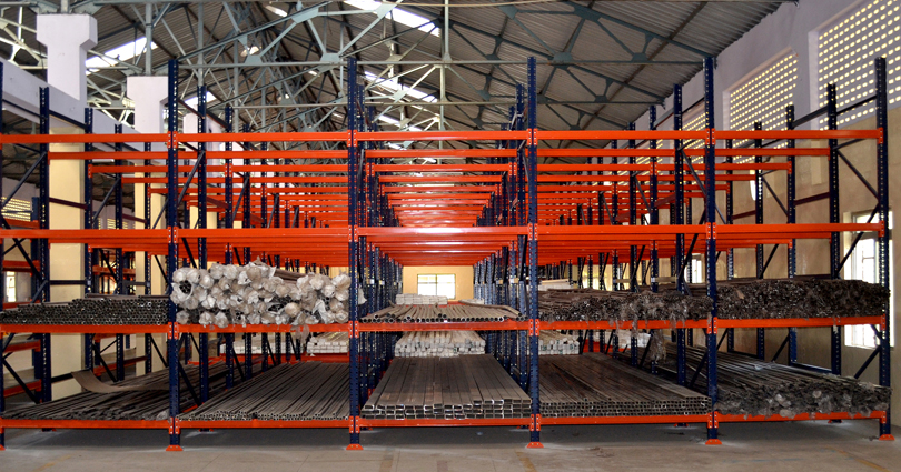Pallet Racks and its importance in heavy duty manufacturing industry