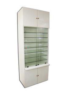pharmacy rack