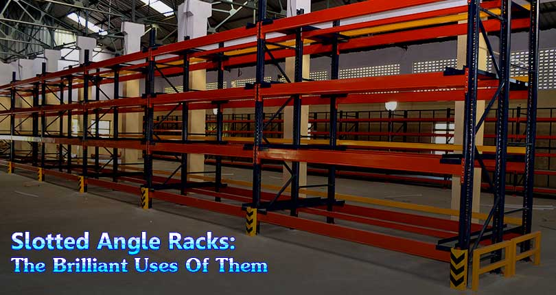 Slotted Angle Racks from donracks
