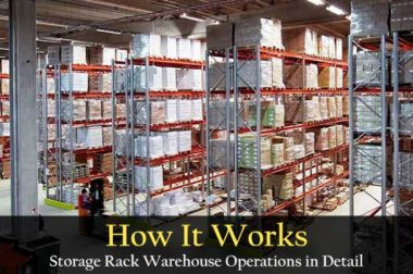How It Works – Storage Rack Warehouse Operations in Detail