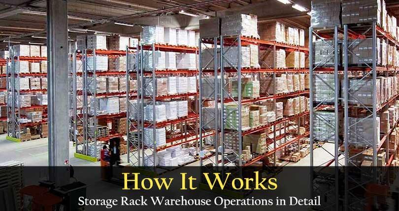 Industrial Warehousing Storage Racks By Donracks
