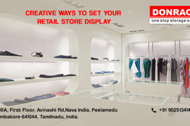 Creative Ways To Set Your Retail Store Display
