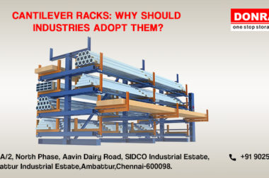 Cantilever Racks: Why Should Industries Adopt Them?
