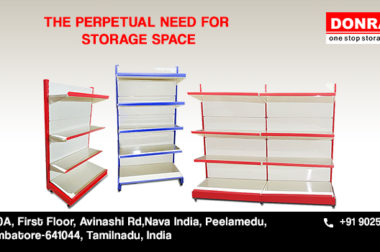 The Perpetual Need For Storage Space
