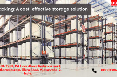 Pallet racking: A Cost-effective Storage Solution