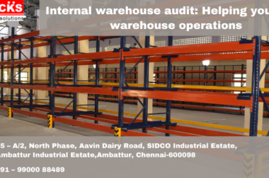 Internal Warehouse Audit: A Beneficial Tool