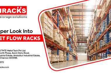 Exploring The World Of Pallet Flow Racks