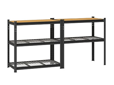 Slotted angle racks supplier in India
