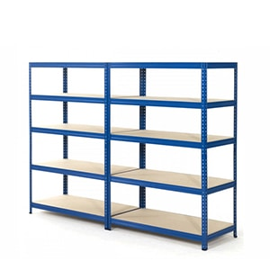 slotted angle shelves manufacturer in India