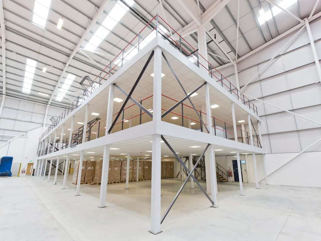 Mezzanine Flooring in India