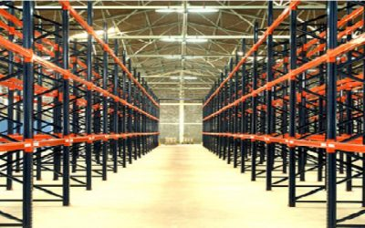 Slotted angle racks and shelves manufacturer in India
