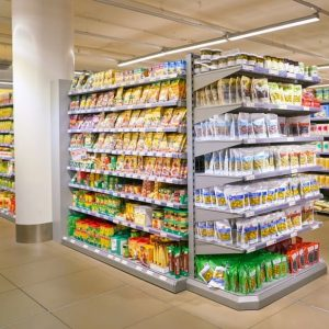 supermarket rack manufacturers